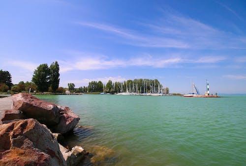 Free stock photo of balaton, hungary, lake