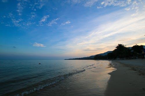 Free stock photo of beach, kohsamui, thailand