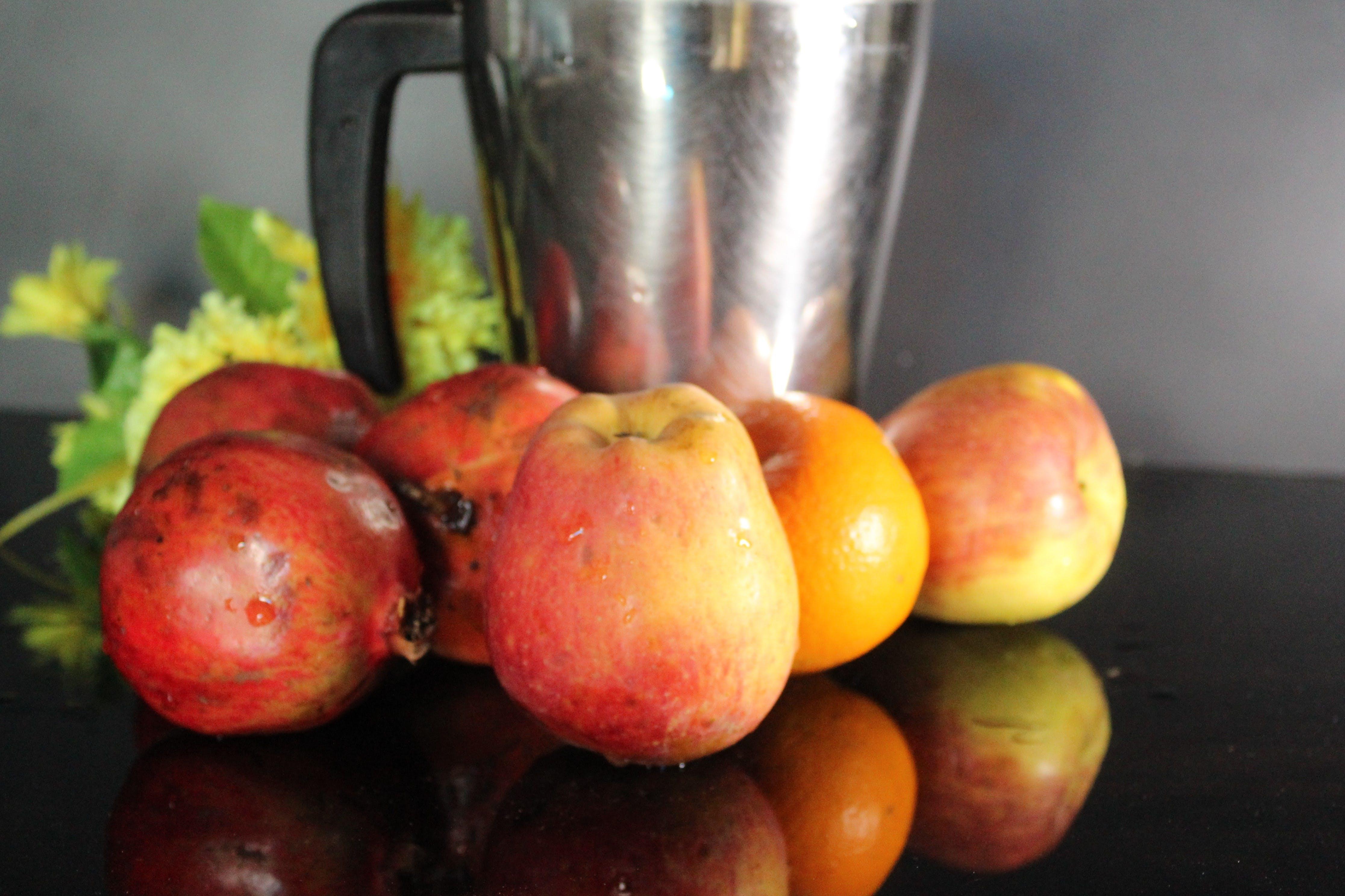 Základová fotografie zdarma na téma apple, červené jablka, jablečný džus, jablko a mixi