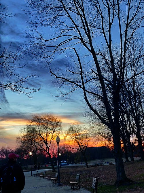 Gratis arkivbilde med #mobilechallenge, #natur, #outdoorchallenge, blå himmel