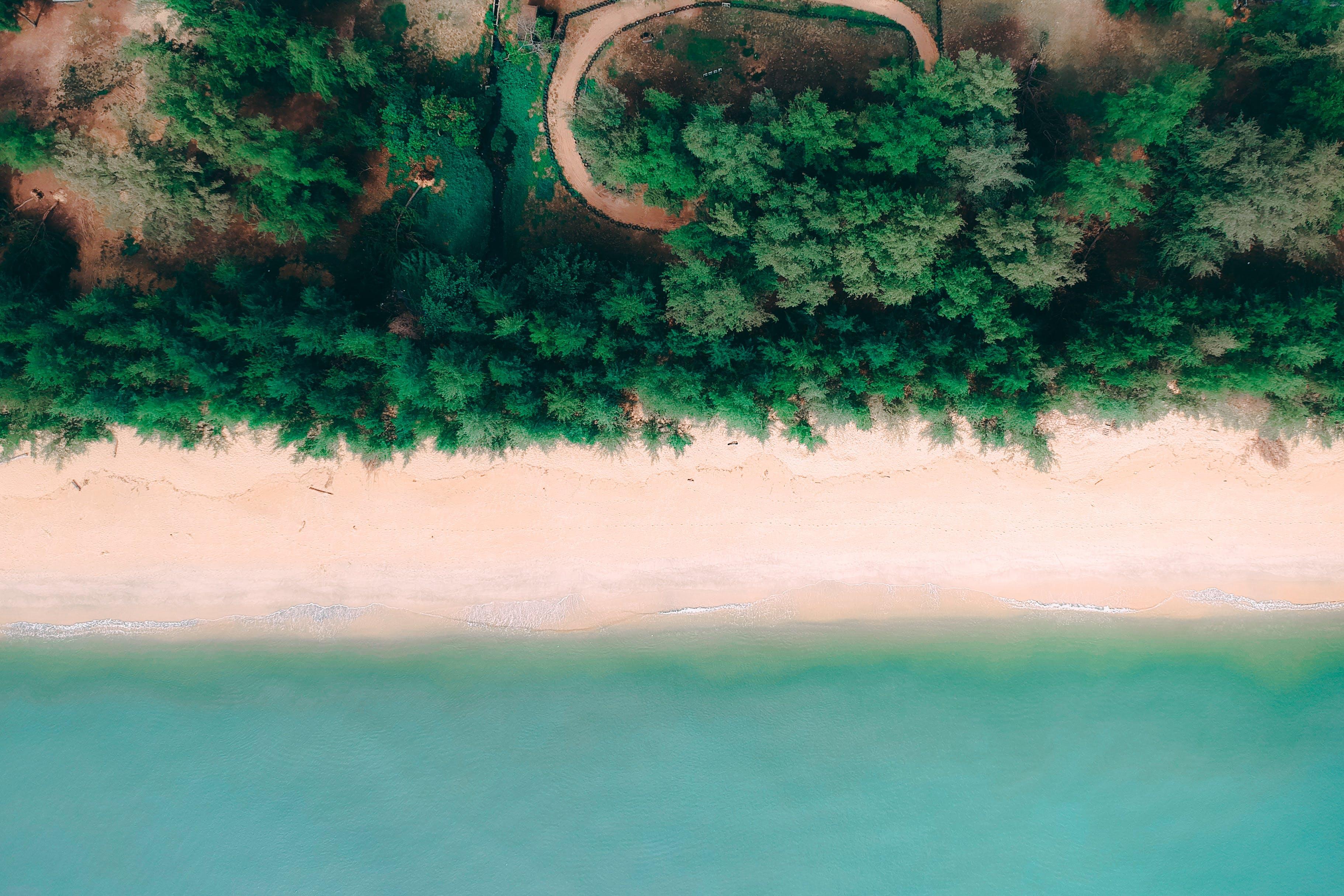 Gratis lagerfoto af ferie, feriested, hav, landskab
