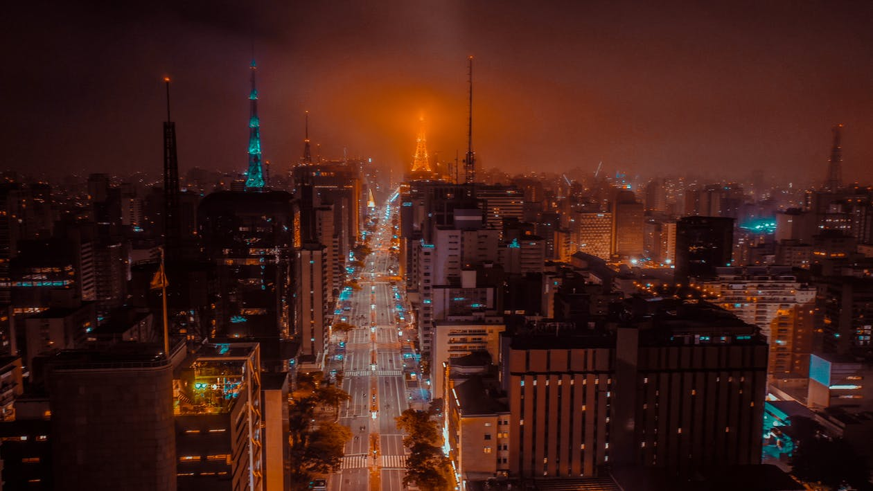 Photo of Cityscape at Night