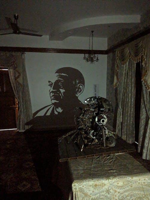 Immagine gratuita di arte, arte delle ombre, arte unica, artista