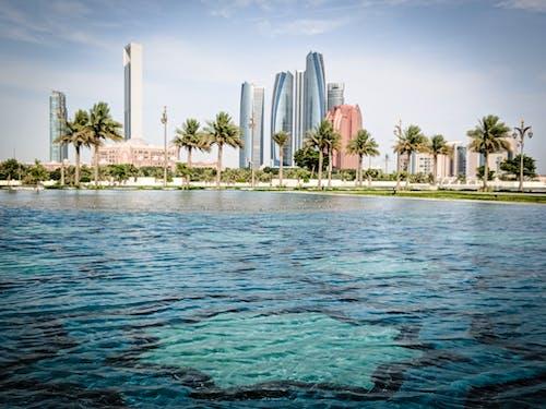 Immagine gratuita di acqua, architettura, città, divertimento