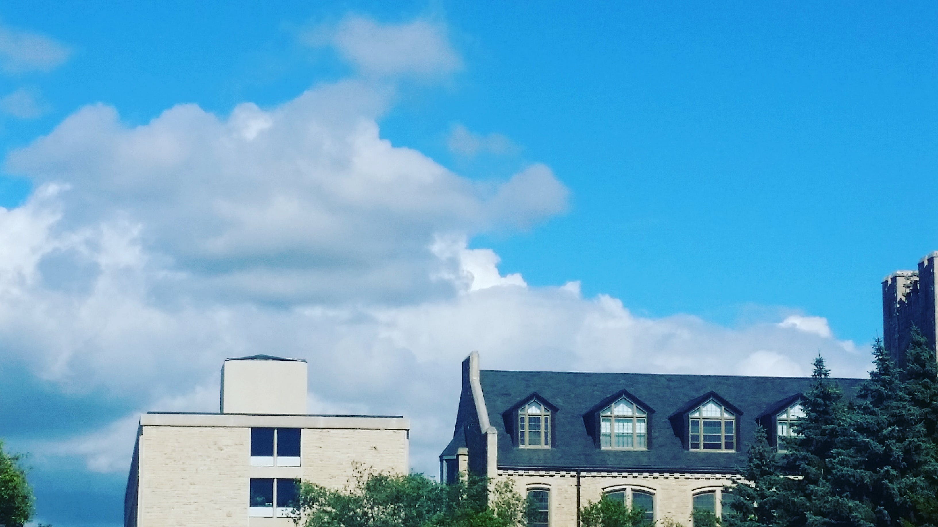 Free stock photo of antique, blue skies, building, building exterior