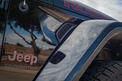 Free stock photo of jeep gladiator