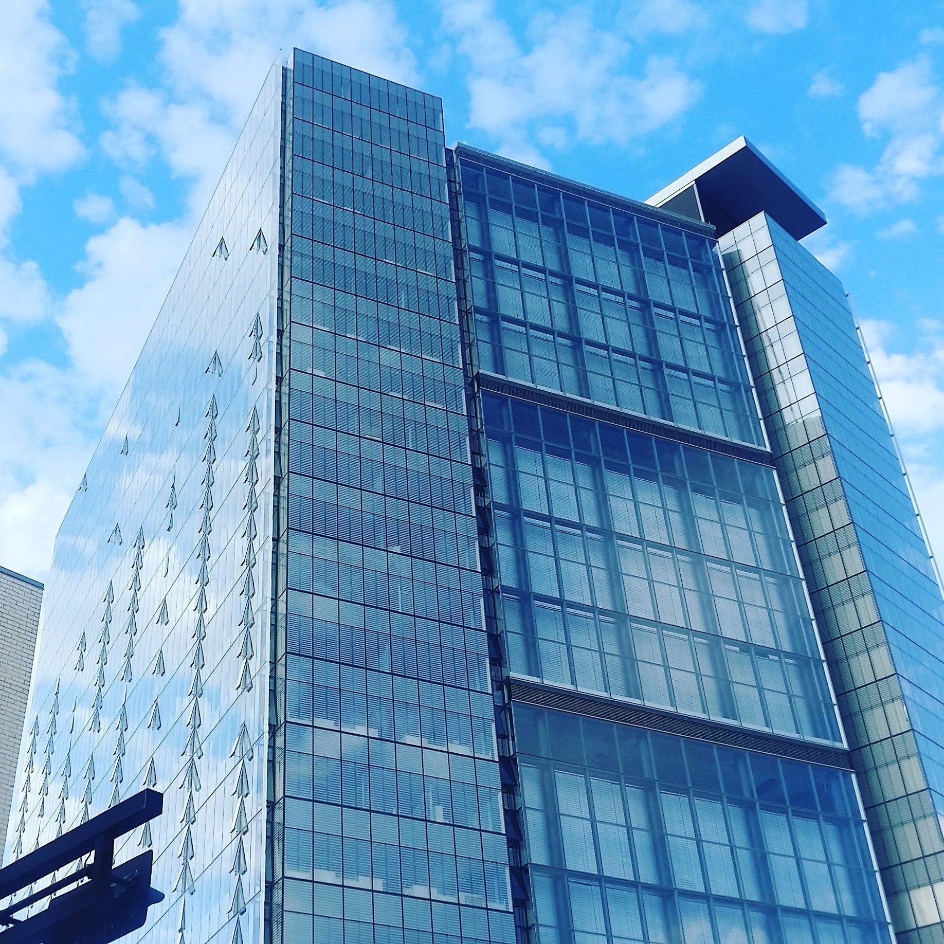 ガラス, ガラス窓, コンテンポラリー, シティの無料の写真素材