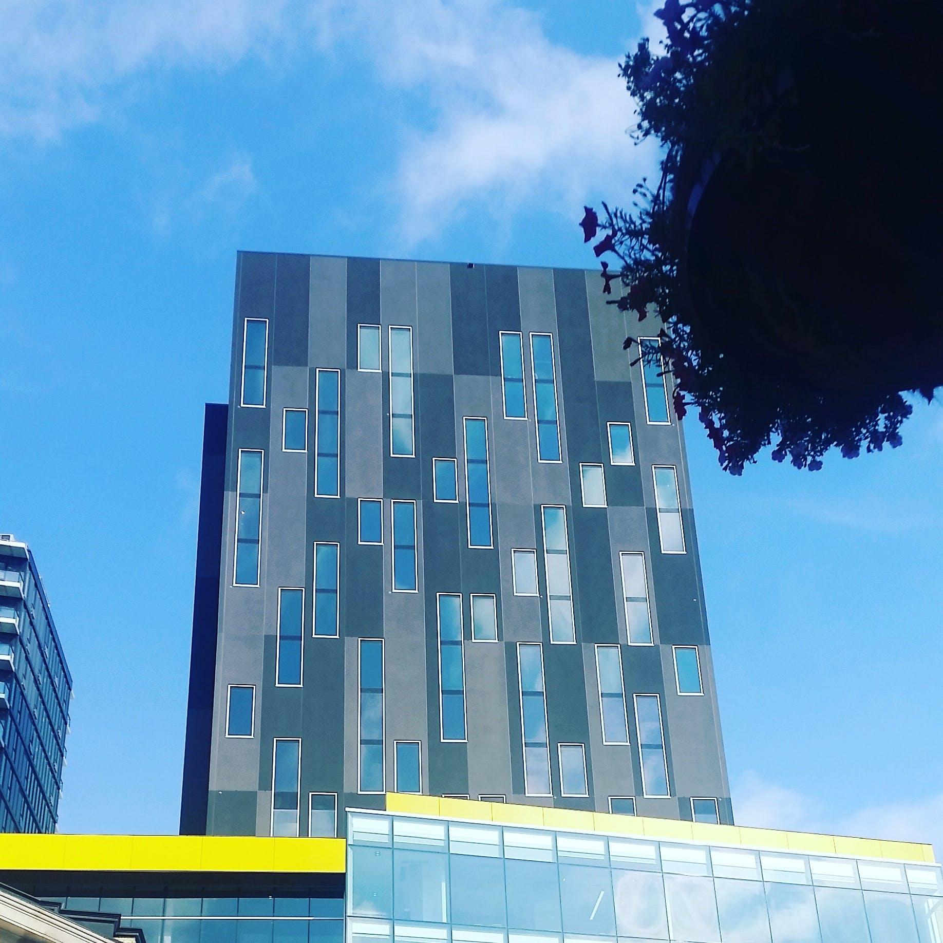 Free stock photo of blue skies, buildings, skyscrapers