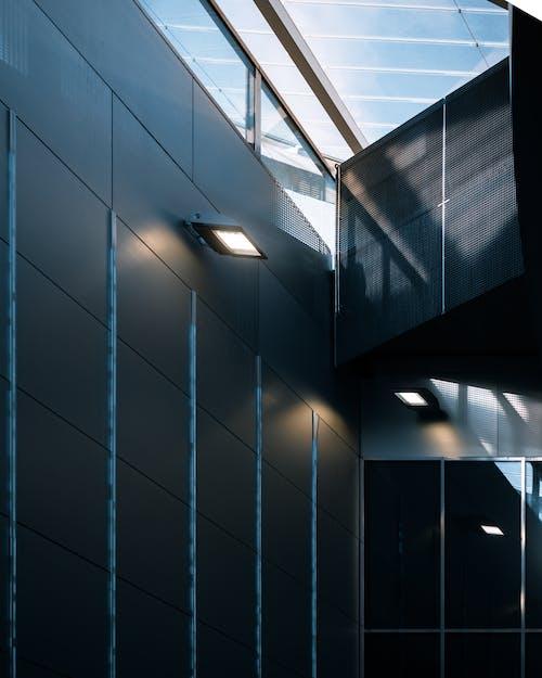 건물, 메트로, 선, 평행의 무료 스톡 사진