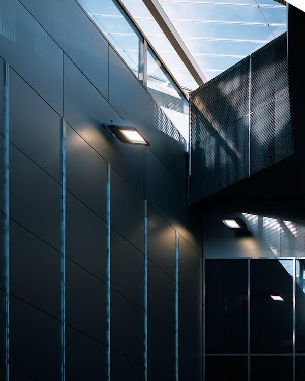 bangunan, garis, gedung