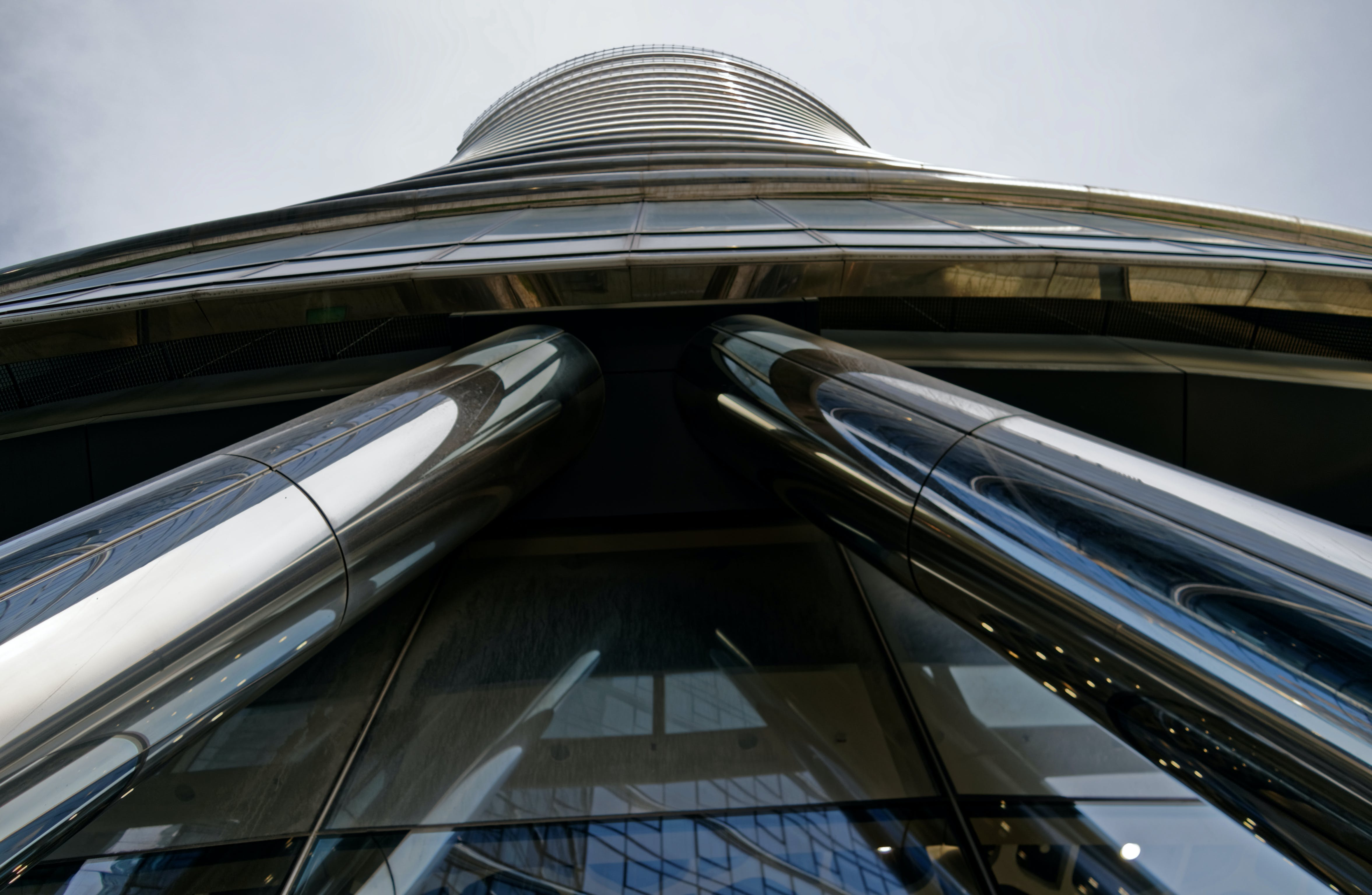 건축, 미래적인, 사무실 건물, 앙시도의 무료 스톡 사진