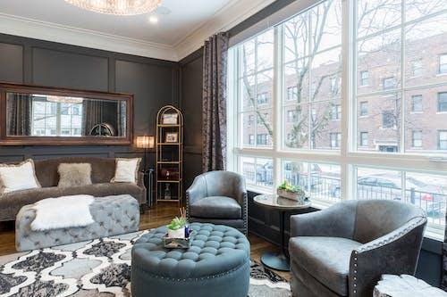 Immagine gratuita di accogliente, beni immobili, camera, comfort