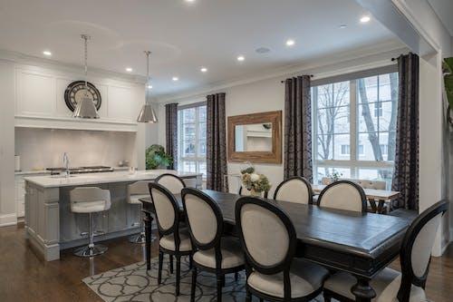 天花板, 室內, 室內設計, 家 的 免费素材照片