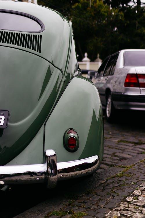 araba, bağbozumu, böcek, Brezilya içeren Ücretsiz stok fotoğraf