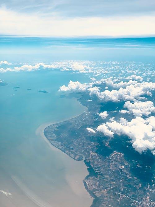 土地, 土地,陆地,大地, 地球, 空拍圖 的 免费素材图片