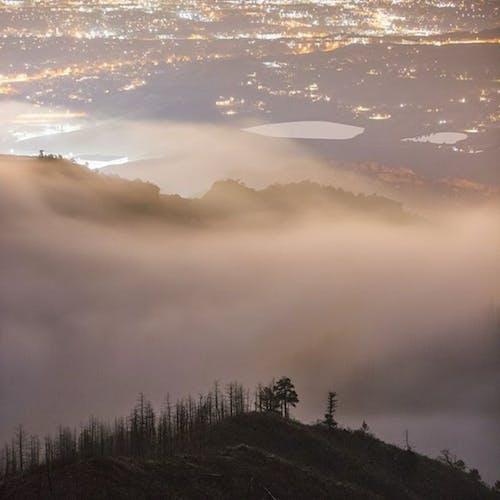 밤의 도시, 콜로라도의 무료 스톡 사진