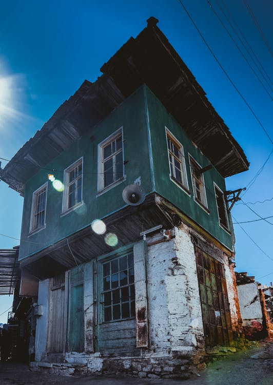 olddays house