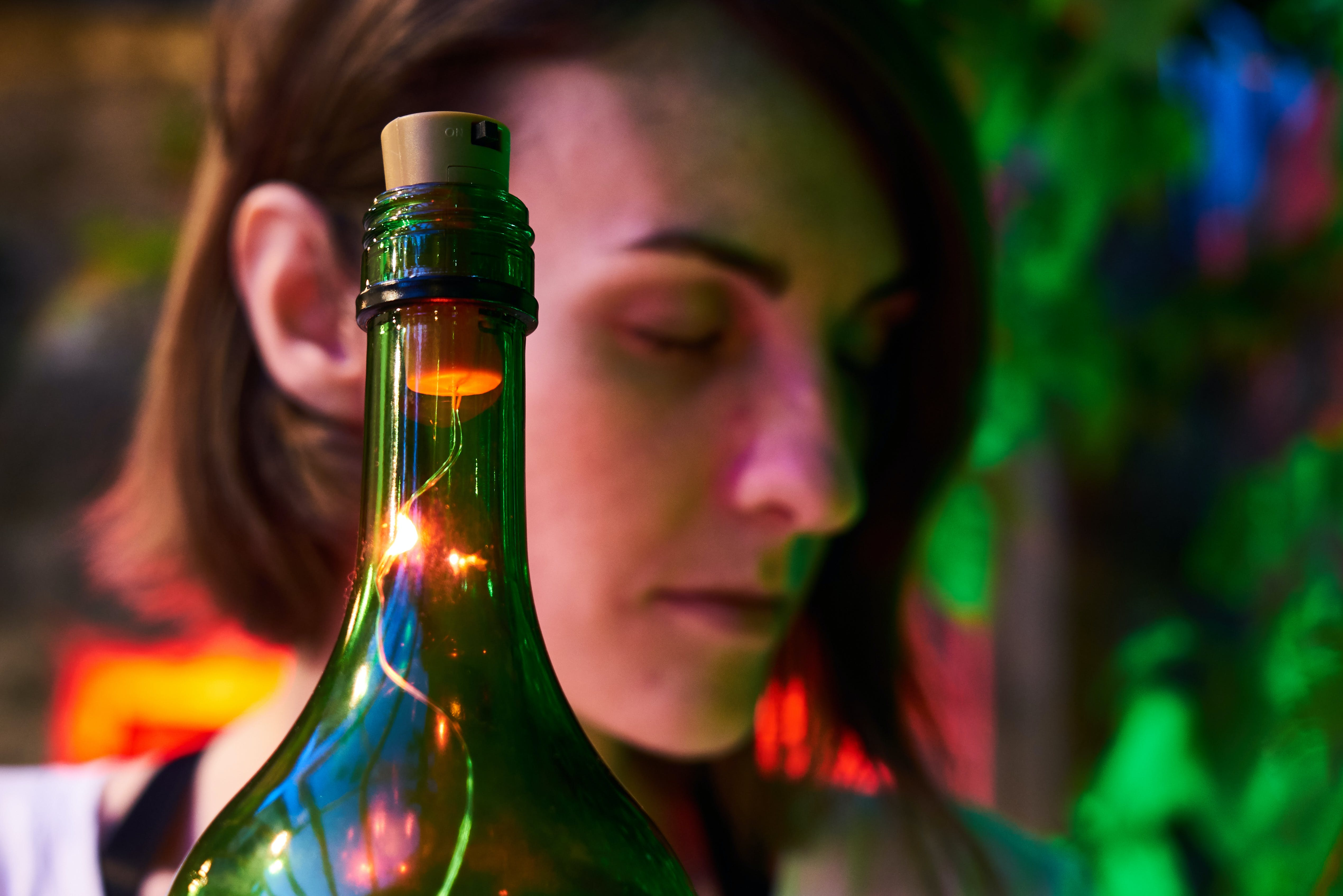 Free stock photo of beauty, bottle, casual, emotional