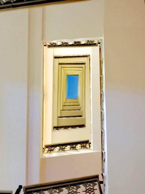 Immagine gratuita di scala a chiocciola, scaletta