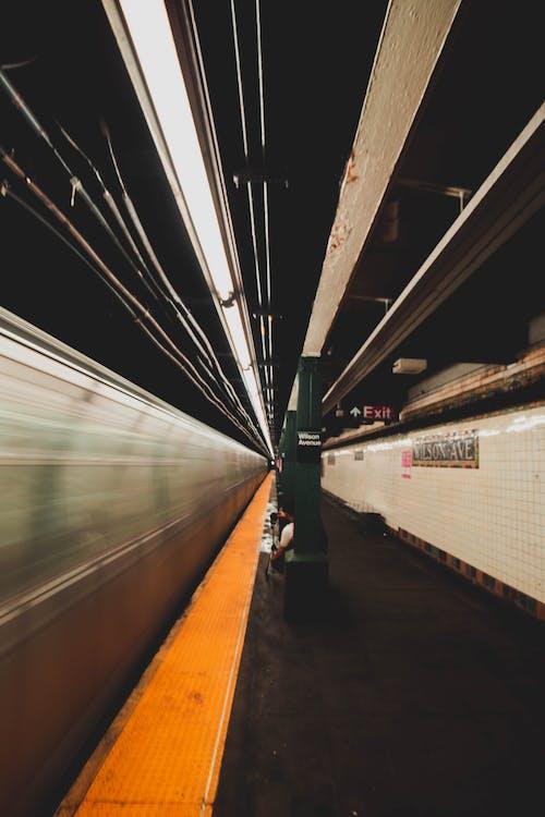 交通機関, 地下鉄のシステム, 旅行, 速いの無料の写真素材