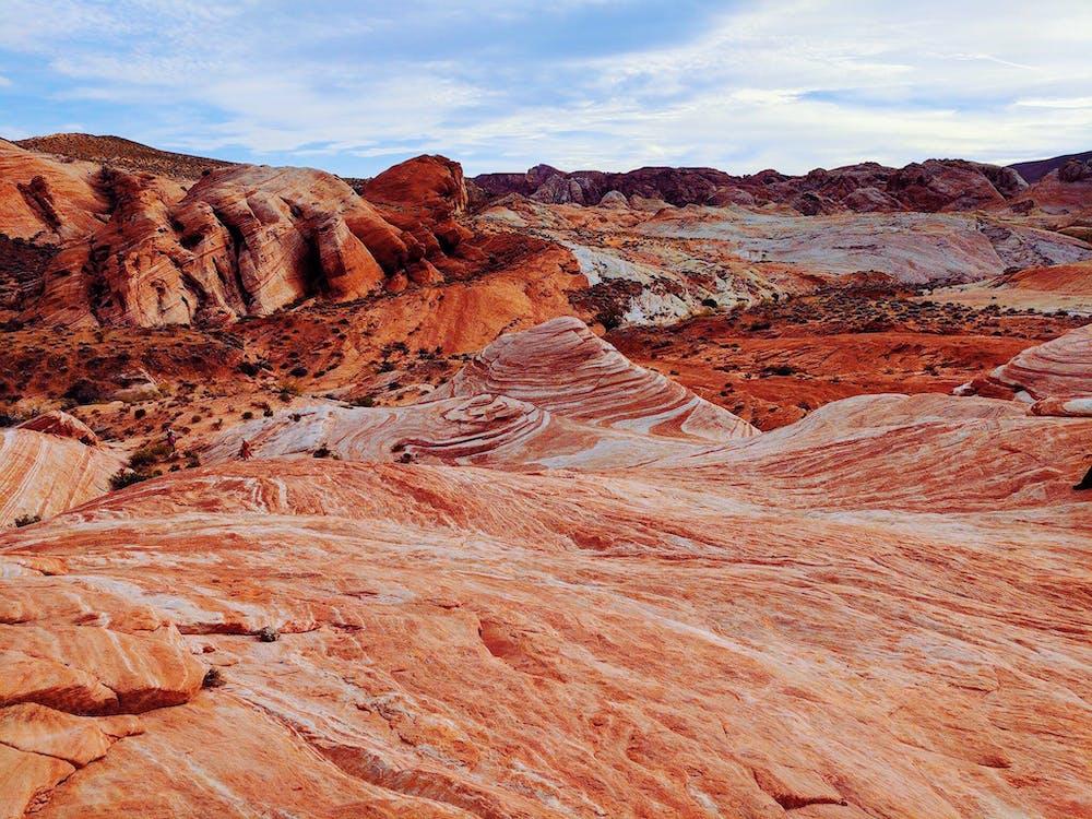 ทราย, ทะเลทราย, ธรณีวิทยา