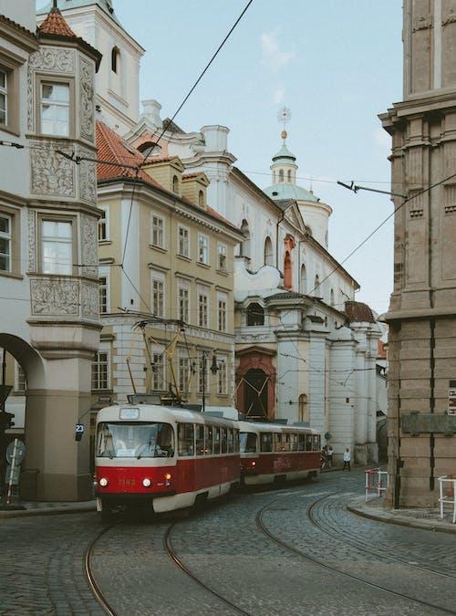 Foto stok gratis Arsitektur, bangunan, Ceko, cityscape