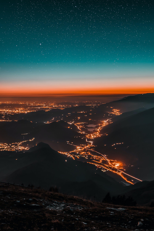 Immagine gratuita di acqua, alba, astronomia, cielo