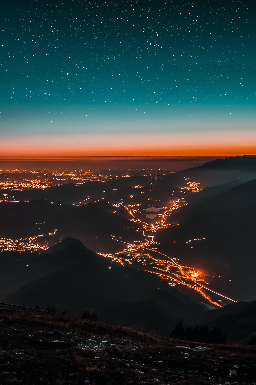 Foto Gratuita Di Cielo Cielo Notturno Cielo Stellato