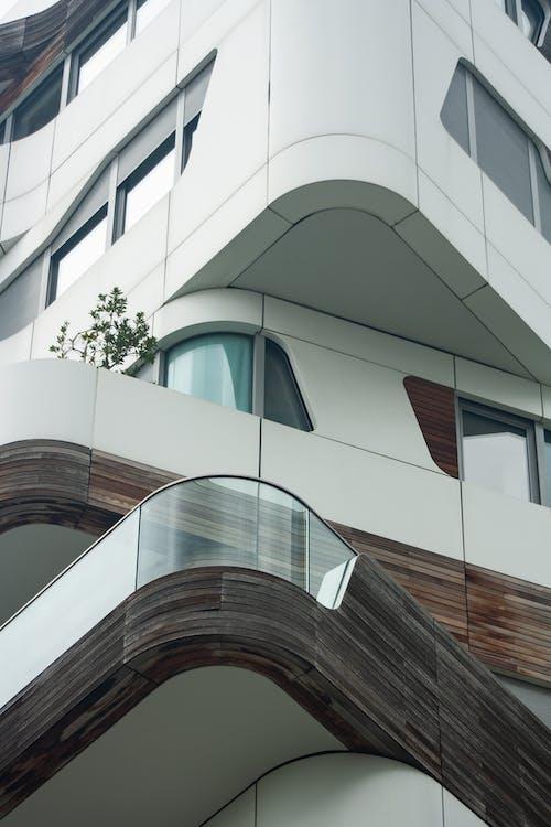 αρχιτεκτονική, αρχιτεκτονικό σχέδιο, αστική φωτογραφία