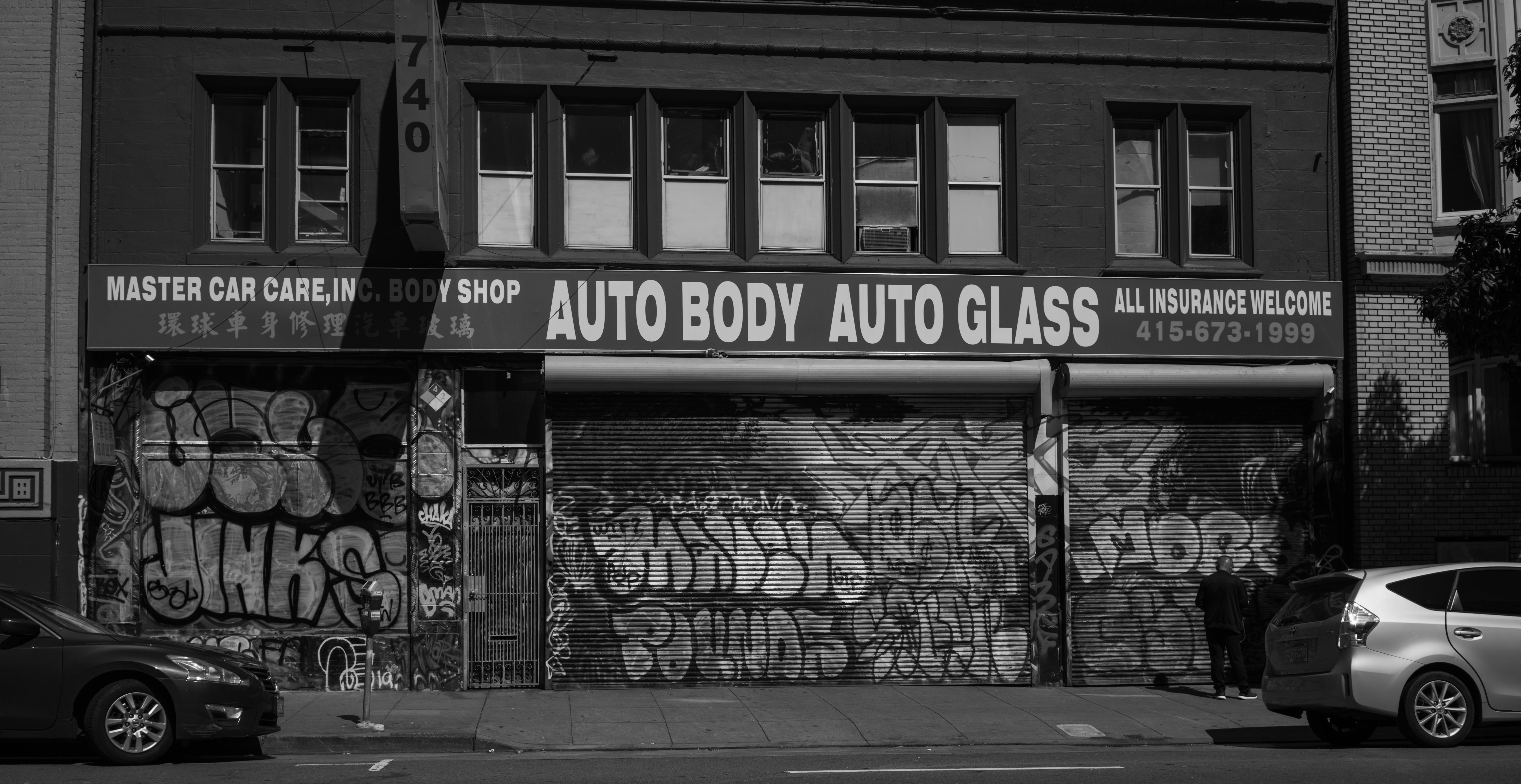 Free stock photo of auto, black, black and white, black and-white