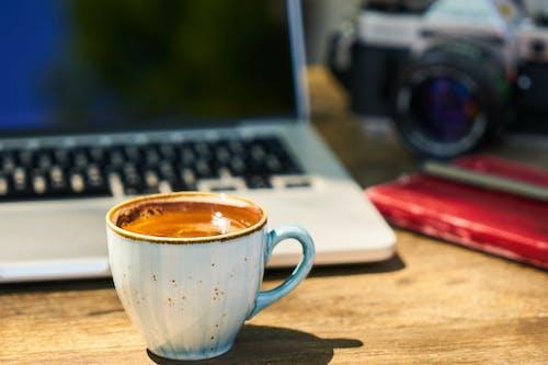 互聯網, 卡布奇諾, 原本, 咖啡 的 免费素材照片