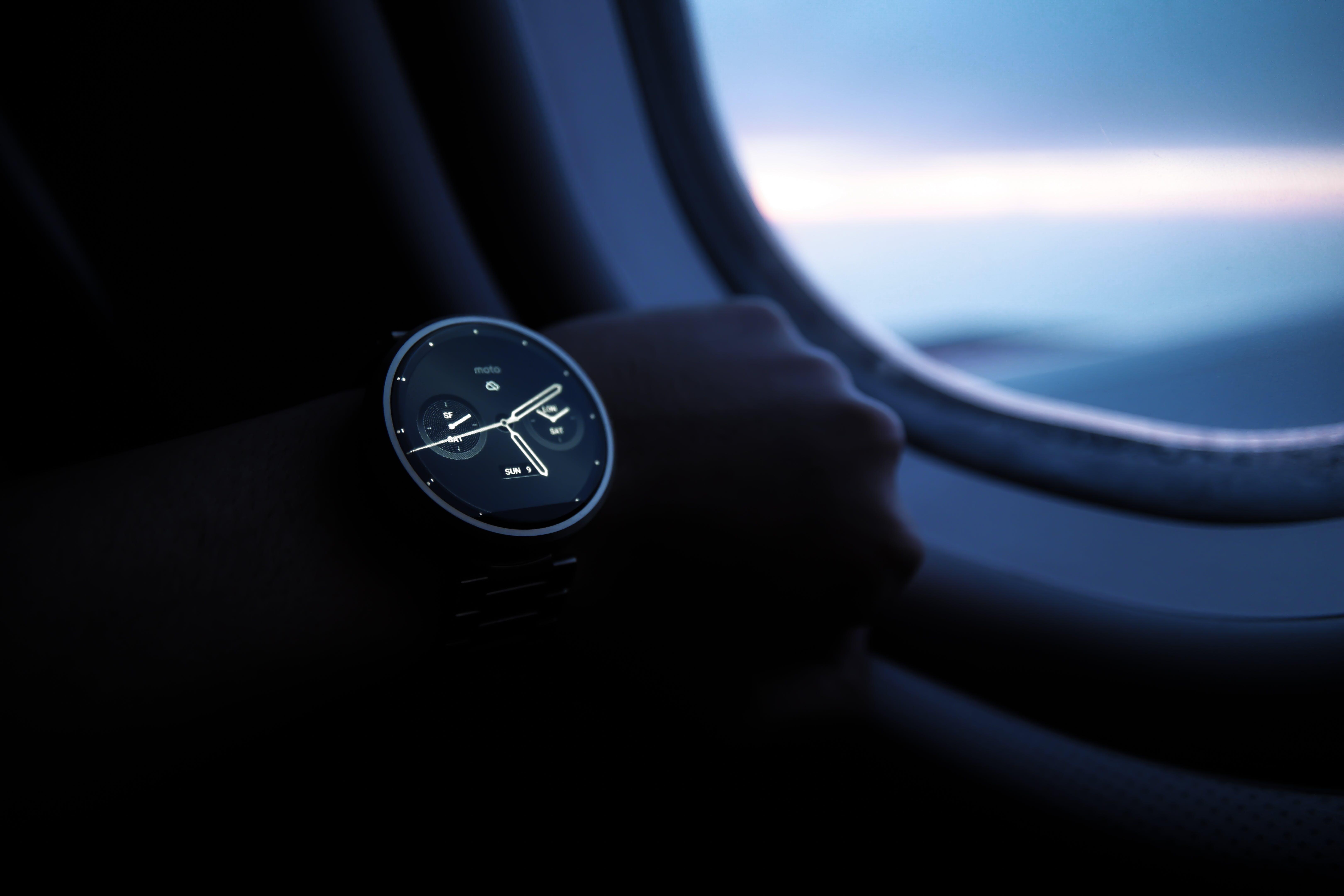 Tritium Watch