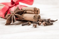 red, winter, spices