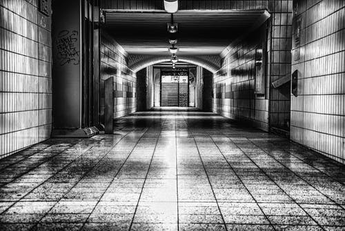 Free stock photo of abandoned, abandoned building, alone, bw