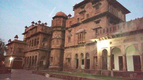 Základová fotografie zdarma na téma palác junagarh