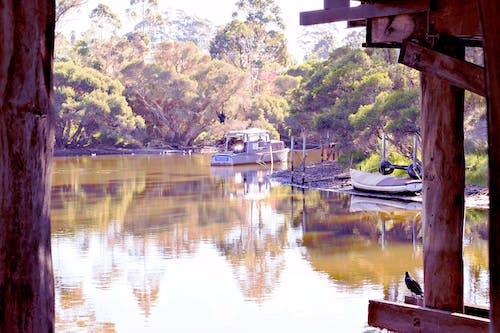 Kostnadsfri bild av båtar, båtar namn, bro, bropyloner