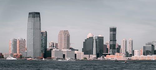 Fotobanka sbezplatnými fotkami na tému architektúra, budovy, centrum mesta, Manhattan
