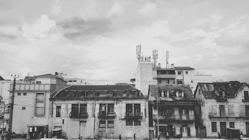 Безкоштовне стокове фото на тему «#blackandwhite #antananarivo»
