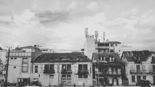 #blackandwhite #antananarivo의 무료 스톡 사진