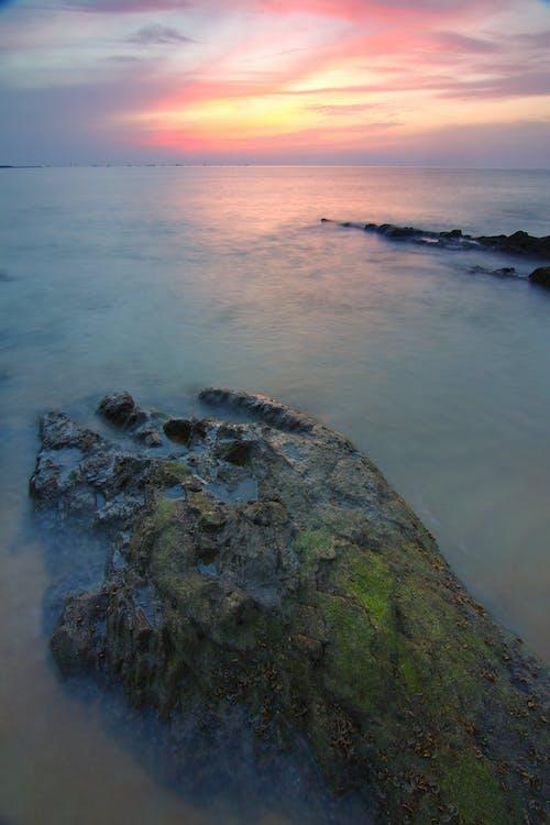 Imagine de stoc gratuită din apă, apus, cer, mare