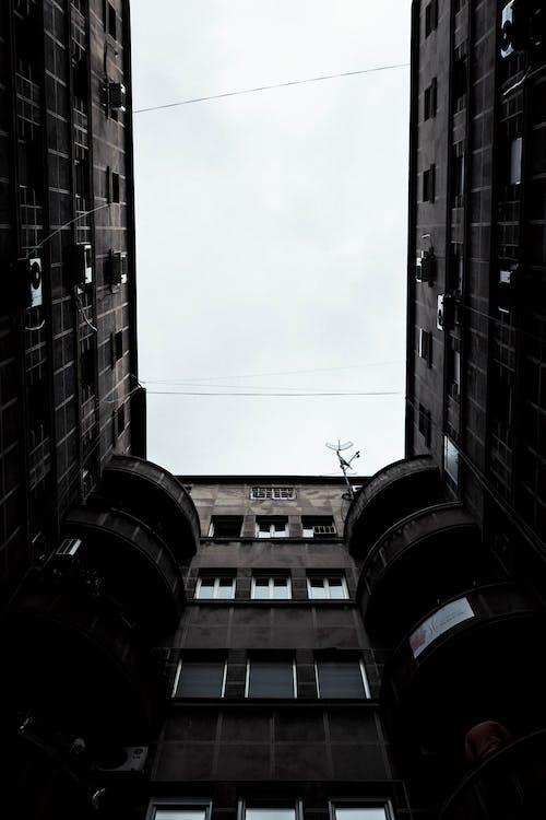 Безкоштовне стокове фото на тему «Windows, алея, архітектура, архітектурне проектування»