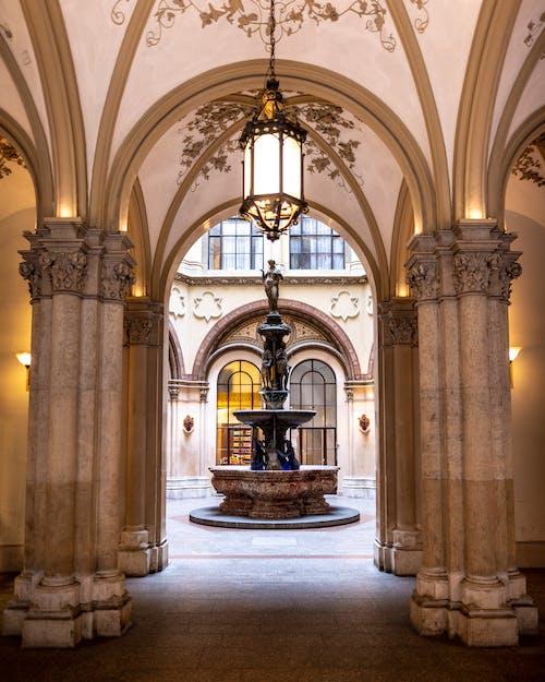 Ilmainen kuvapankkikuva tunnisteilla arkkitehtuuri, patsas, suihkulähde, wien