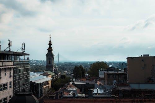 Foto d'estoc gratuïta de a l'aire lliure, arquitectura, belgrad, carrer