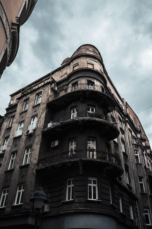 Immagine gratuita di antico, appartamenti, appartamento, architettura