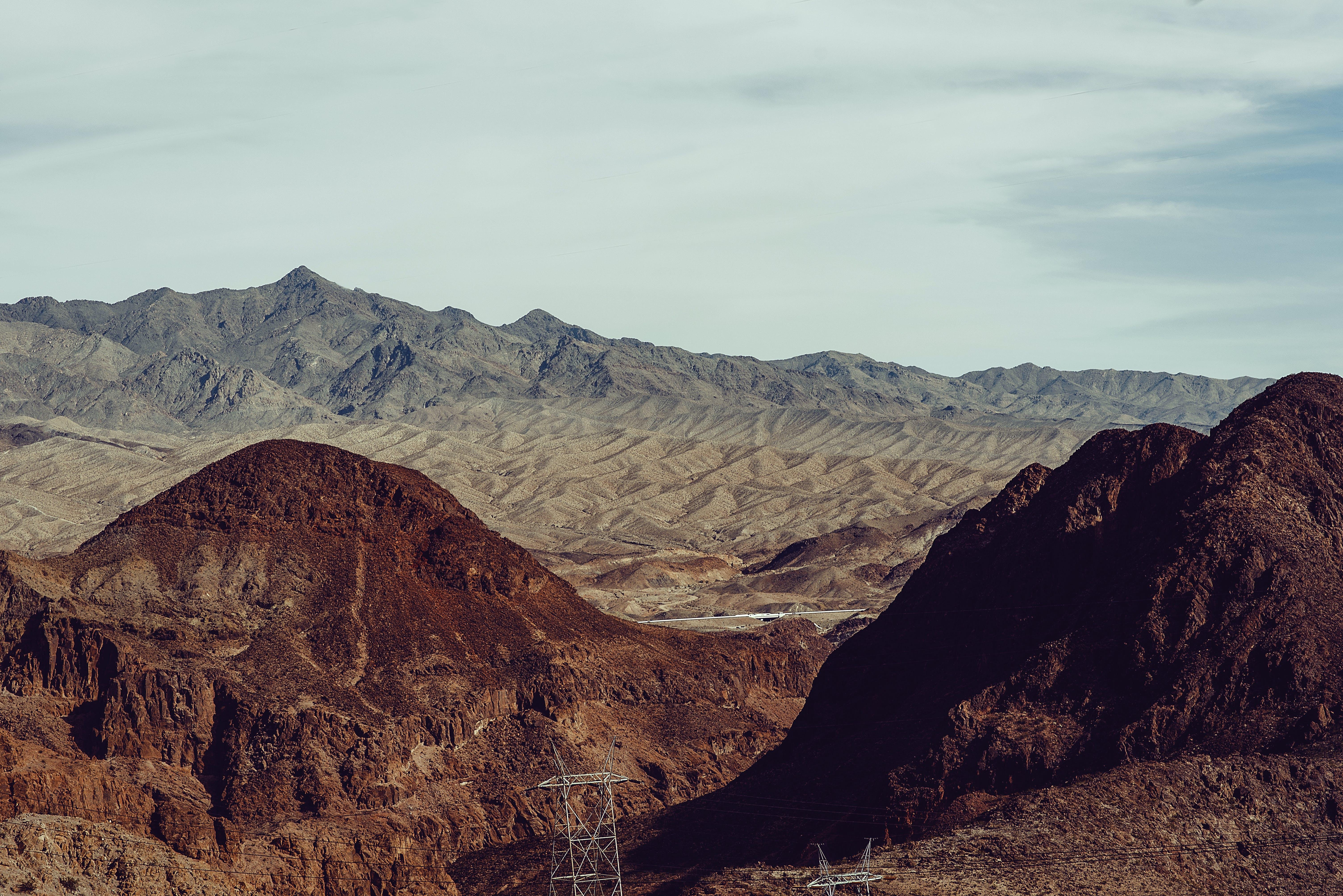 Ingyenes stockfotó kanyon, kirándulás, Nevada, sivatag témában