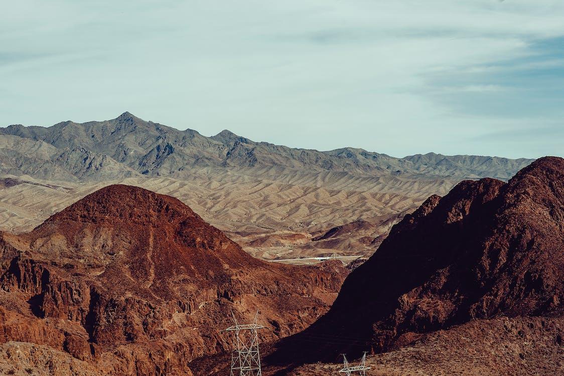 barranc, Canyon, desert