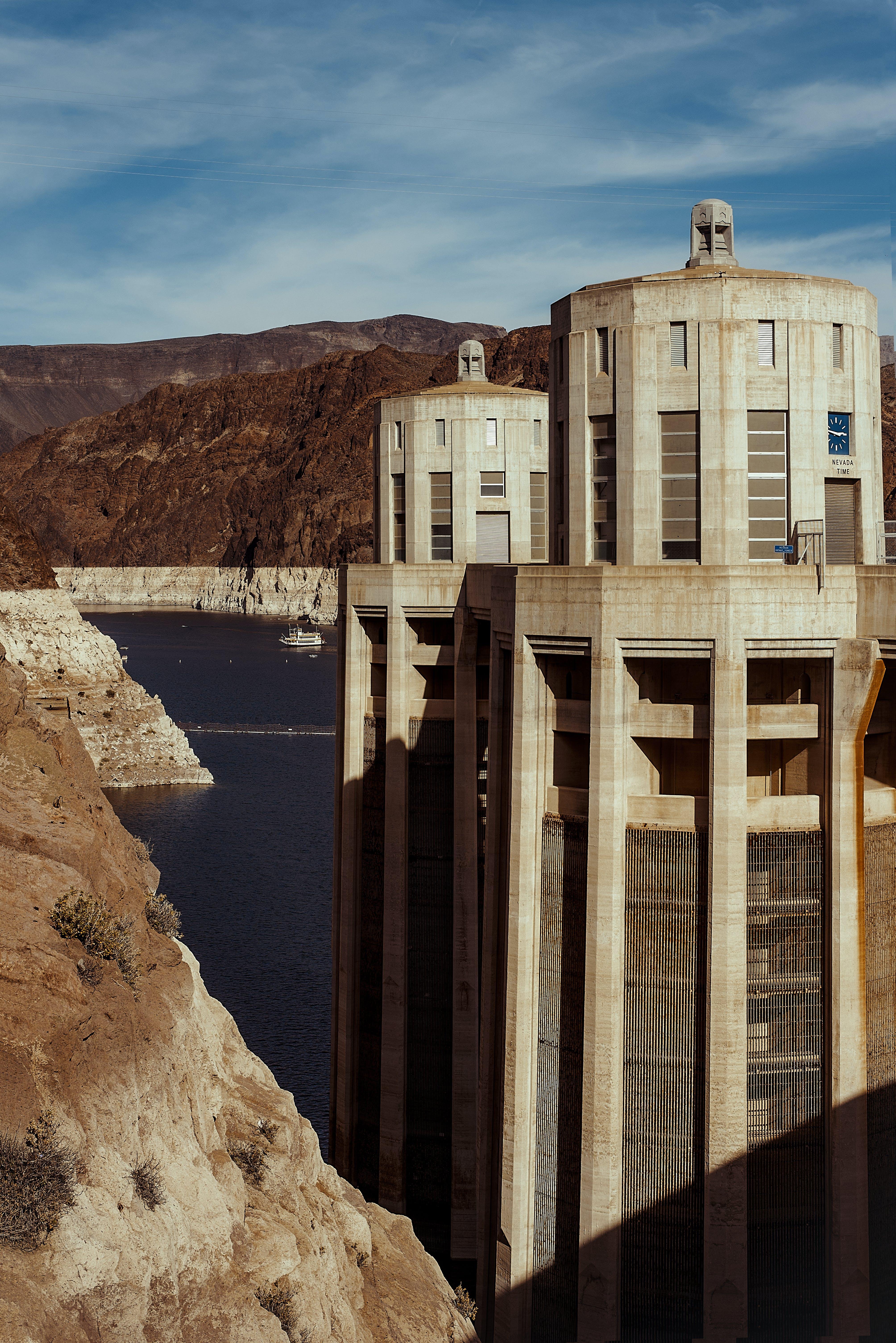 Ingyenes stockfotó gát, hoover-gát, Nevada, nevezetesség témában