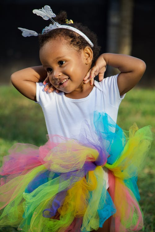 Photo of Cute Girl in Tutu