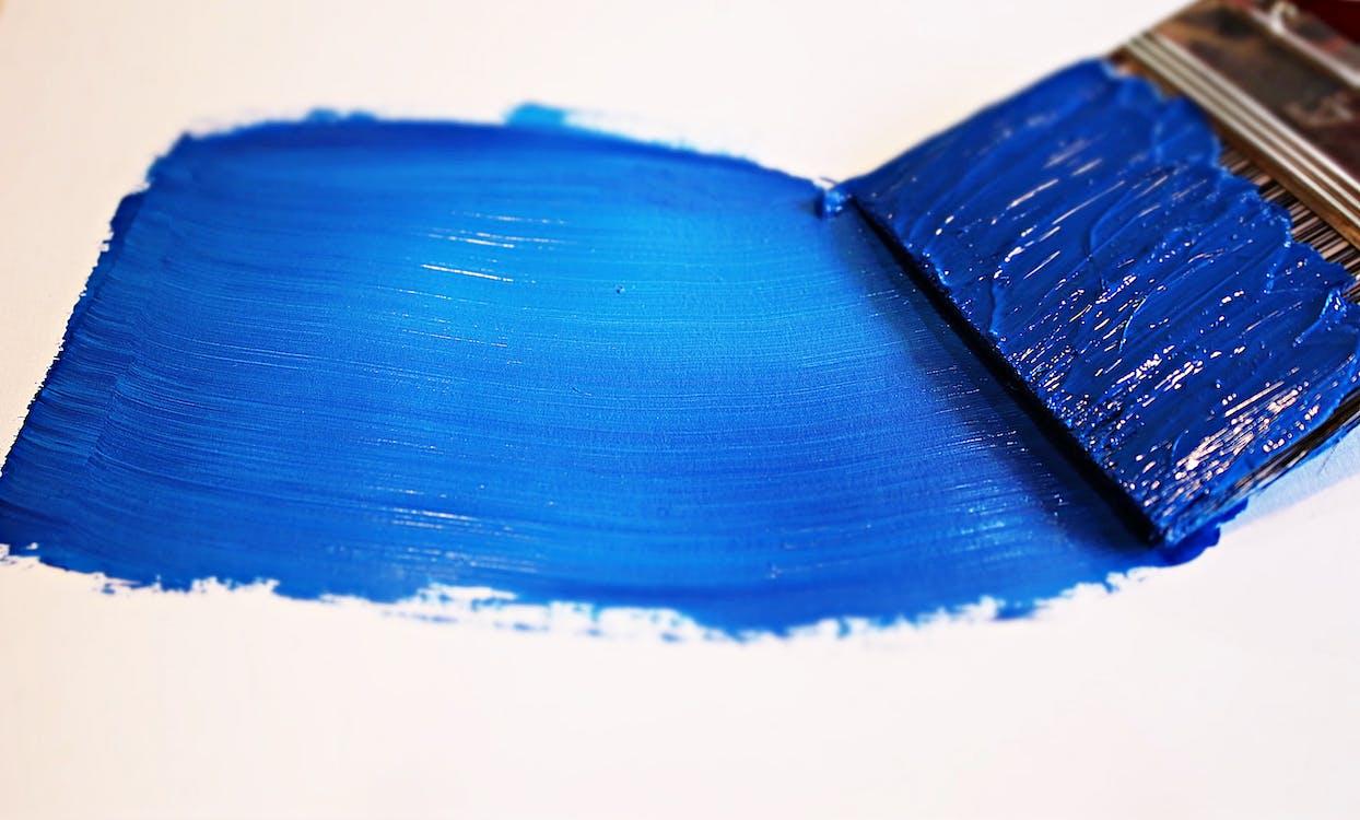 akryl, barva, inkoust