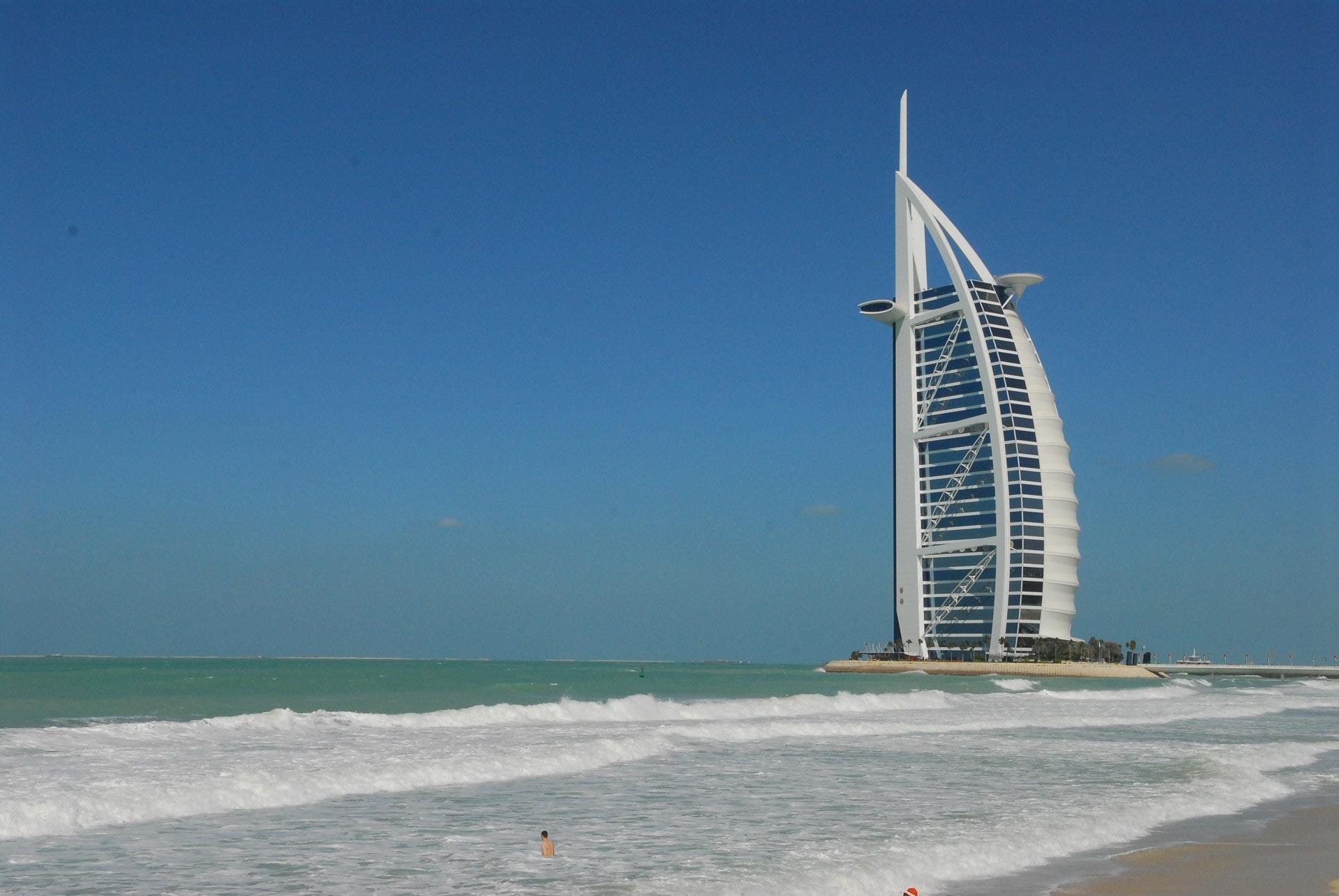 Darmowe Zdjęcie Z Kategorii Burj Al Arab Dubaj Hotel